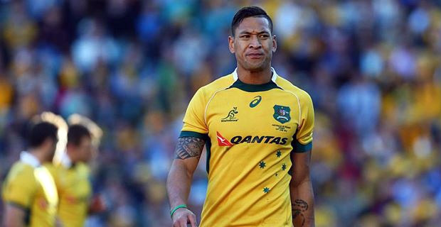 Tonga wants Folau for 2023 World Cup in France
